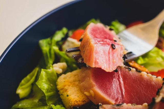 carne de atún artificial, productos abadi