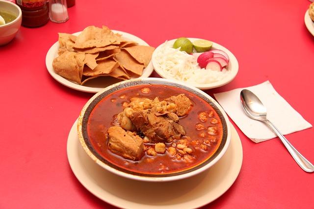 productos abadi, platillos típicos mexicanos